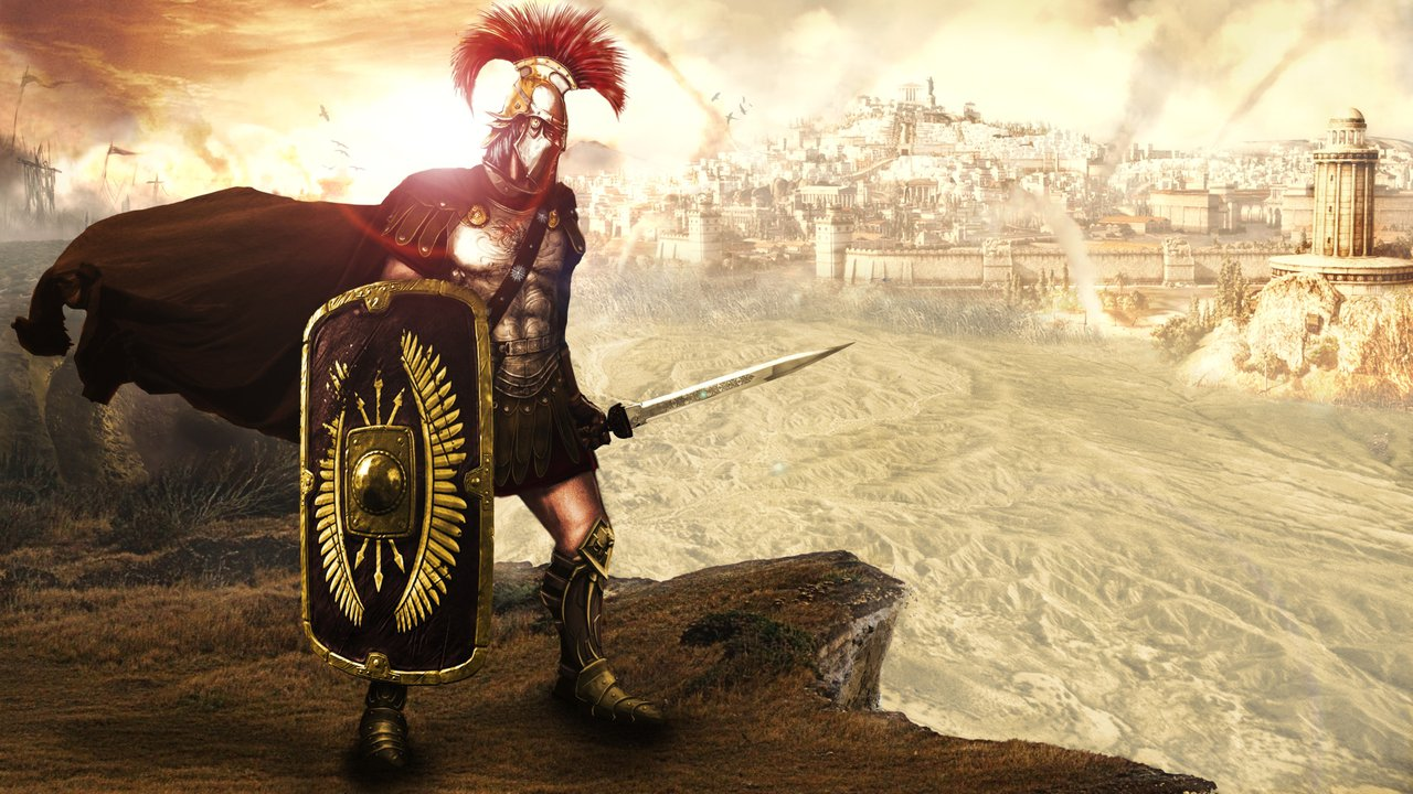 Free Download Roman Soldier Wallpaper Roman Warrior Concept