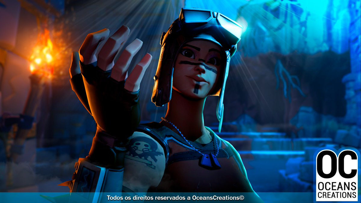 31 Fortnite Renegade Raider Wallpapers On Wallpapersafari