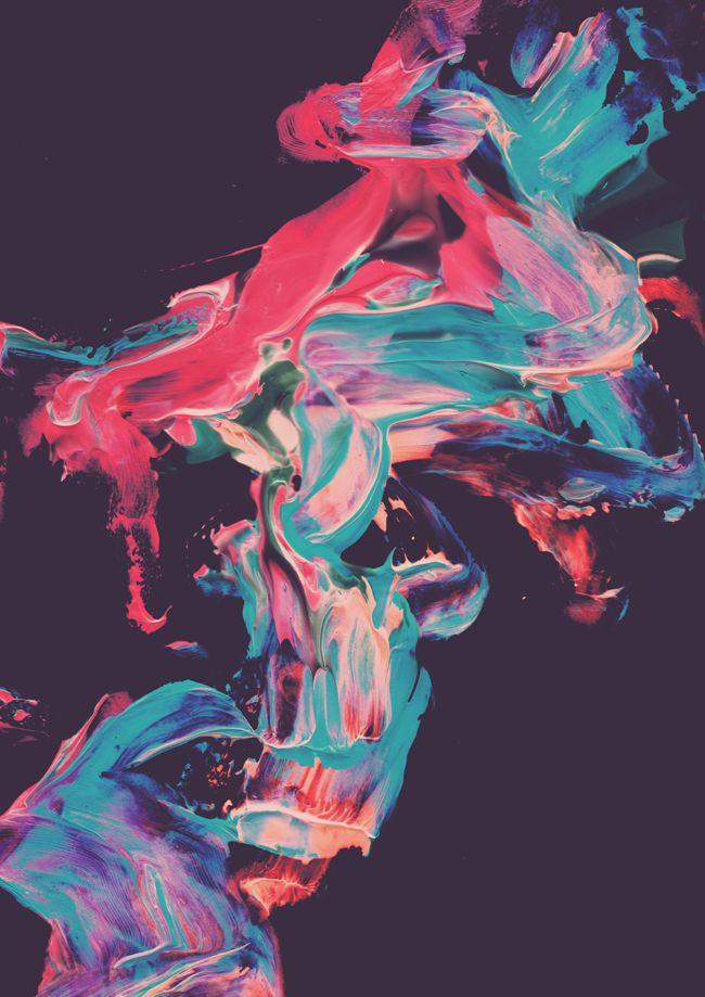 Jack Vanzet   Synesthesia Exhibition Melbourne Colorful 650x919