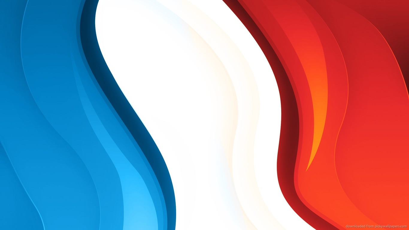 Red White and Blue Wallpapers - WallpaperSafari