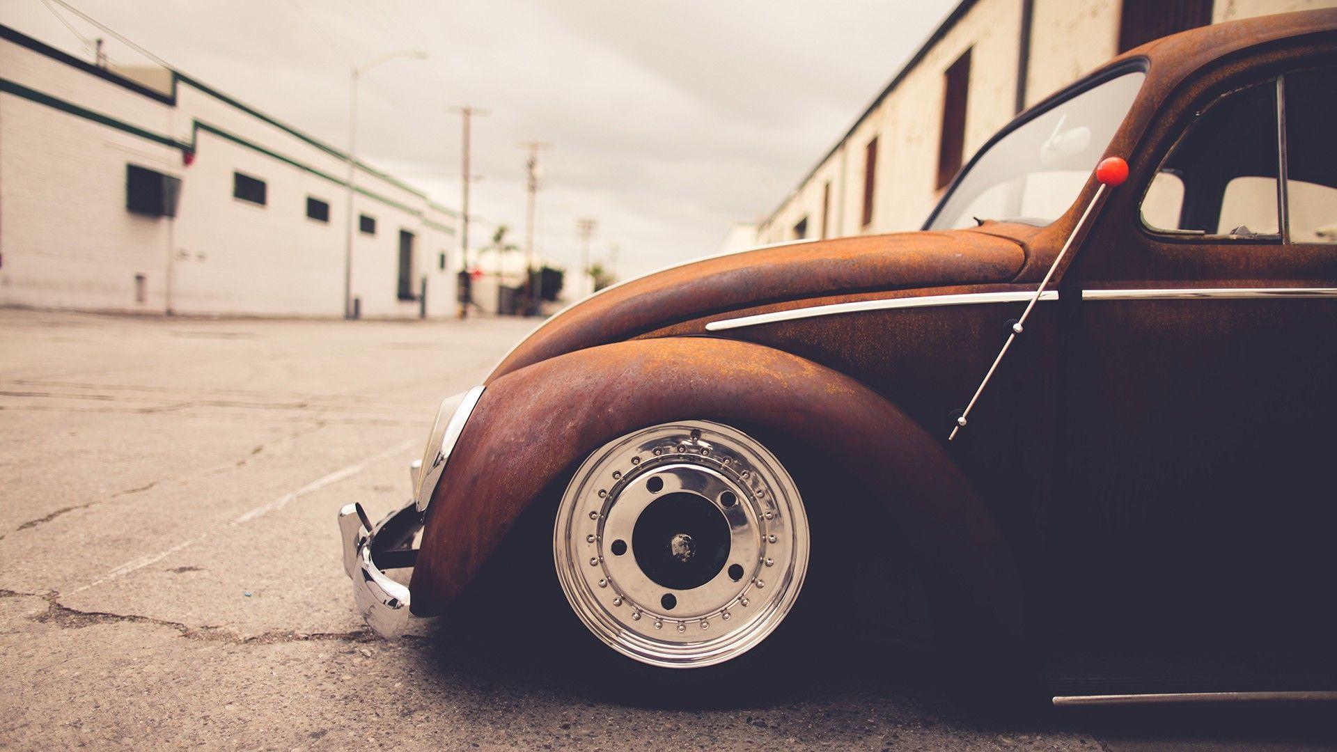 Volkswagen Beetle Volkswagen Kfer Time Rust   Volkswagen 1920x1080