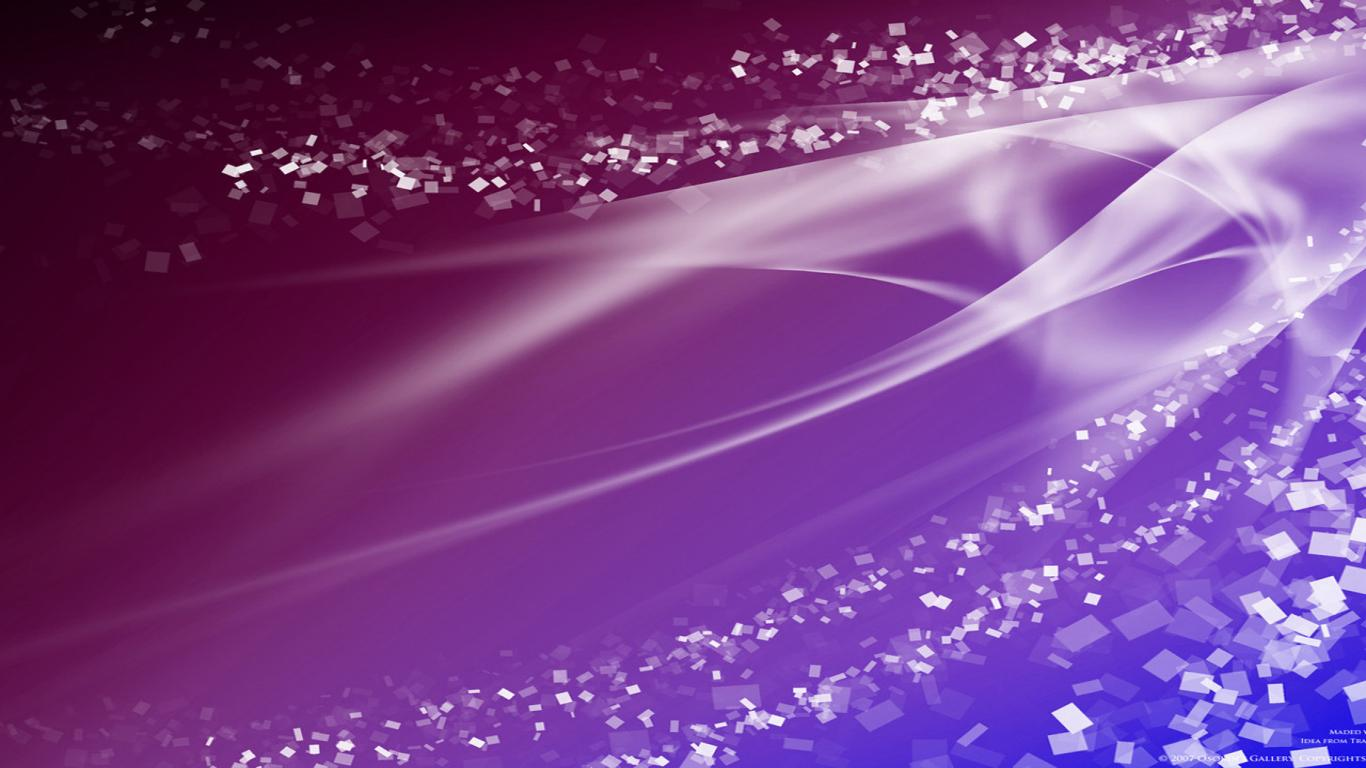 Abstract Purple 1366x768