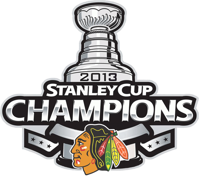 Fan 2013 Stanley Cup Champions Chicago Blackhawks win it all 650x609