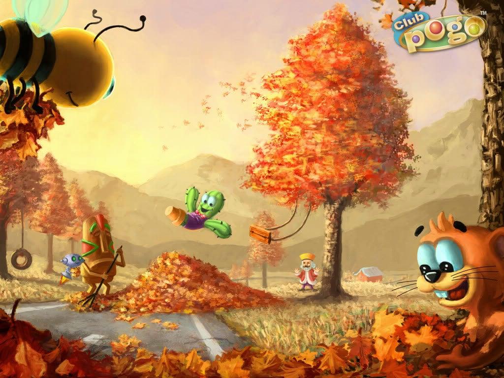 fun fall wallpaper - photo #6