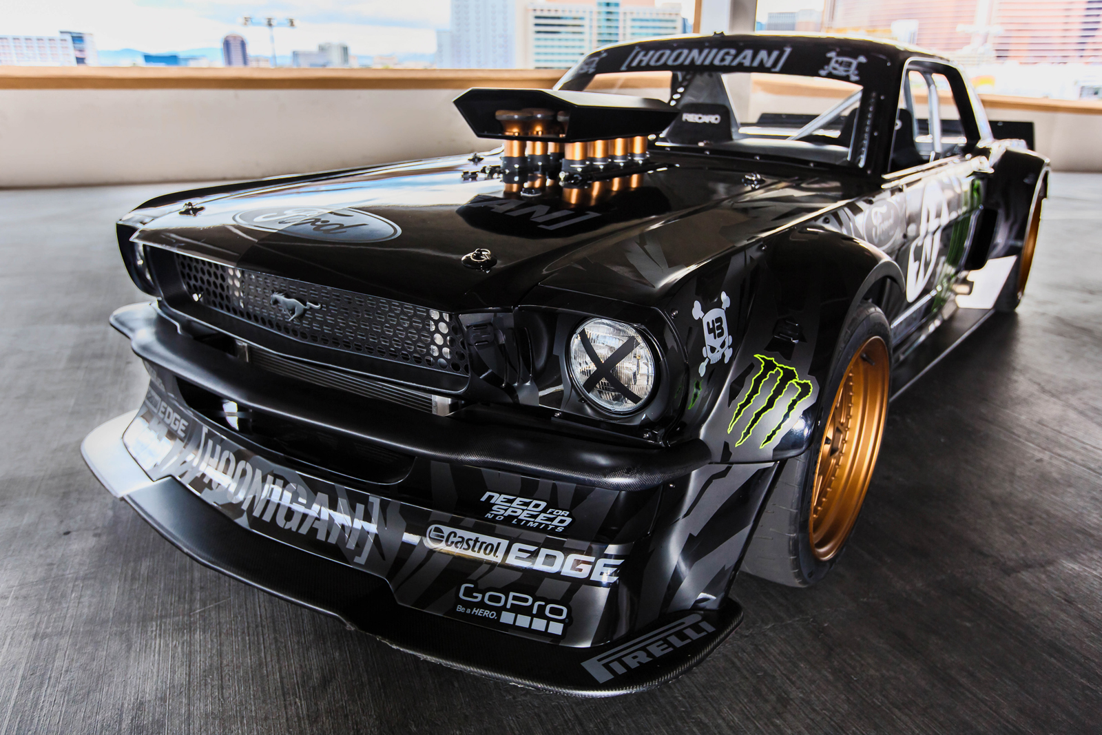 Is The Hoonicorn Awd