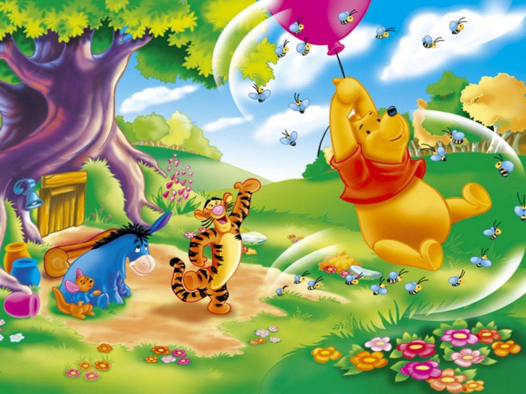 78 Winnie The Pooh Wallpapers On Wallpapersafari