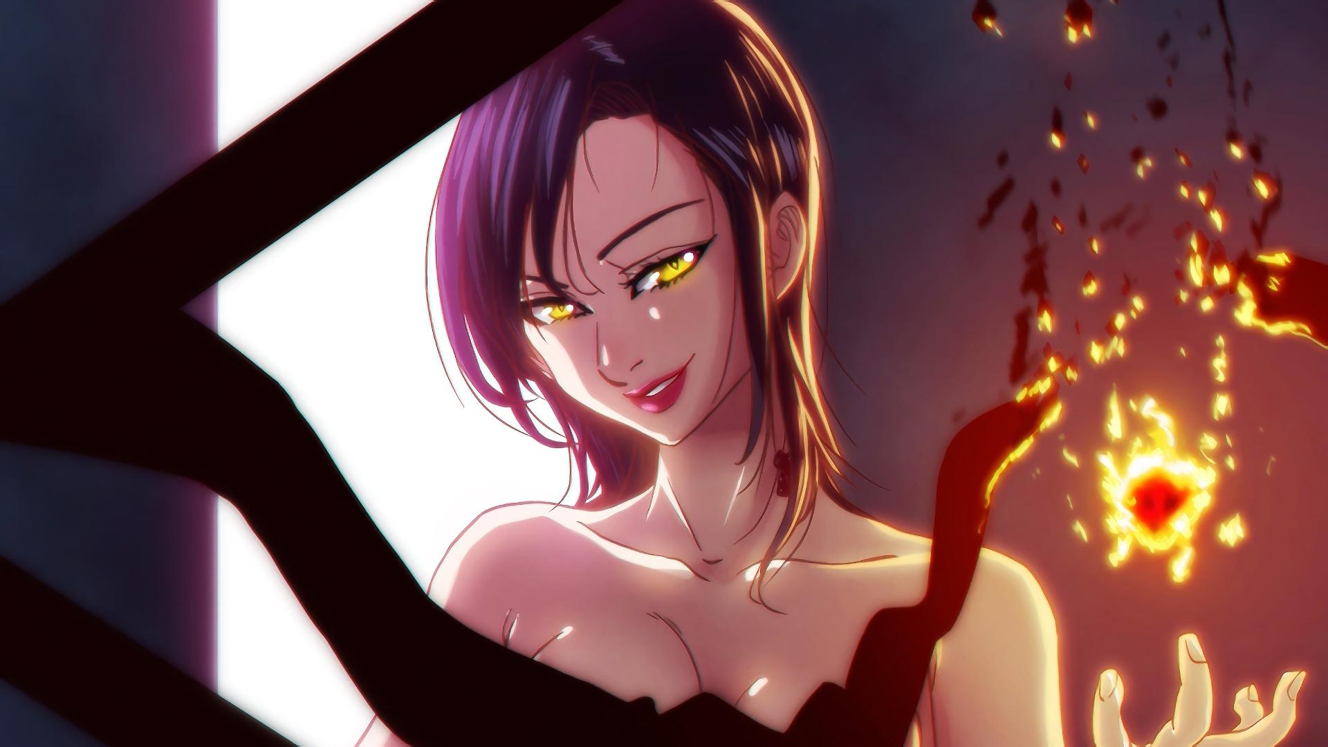 Merlin Nanatsu no Taizai The Seven Deadly Sins HD 9065 1920x1080