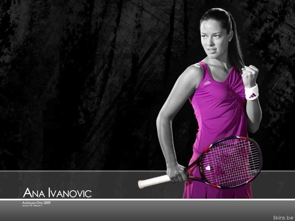 Ana Ivanovic Wallpapers 1024x768