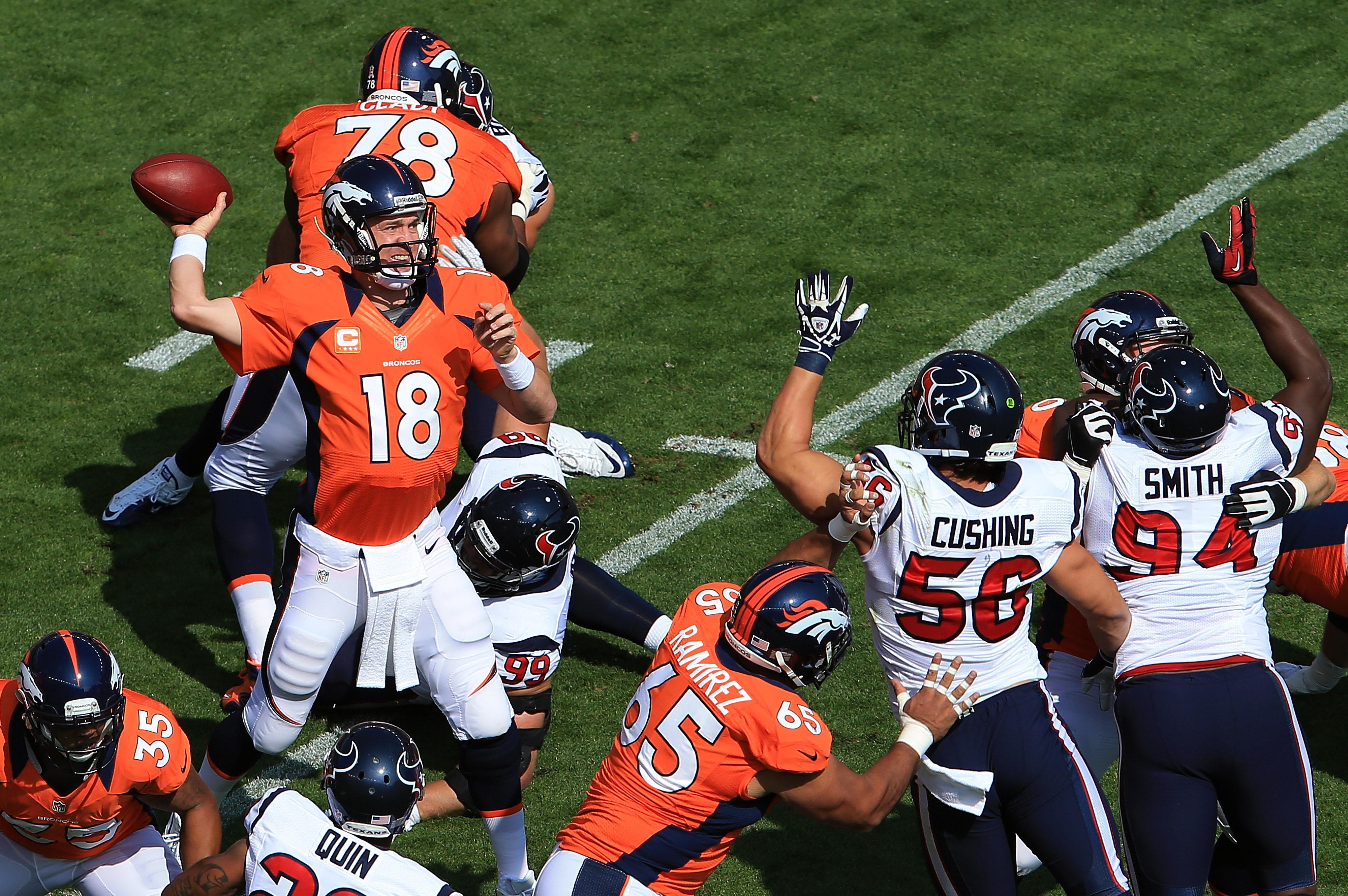 0c39e25dbbf Peyton Manning Broncos HD Desktop Wallpaper HD Desktop Wallpaper 4000x2660