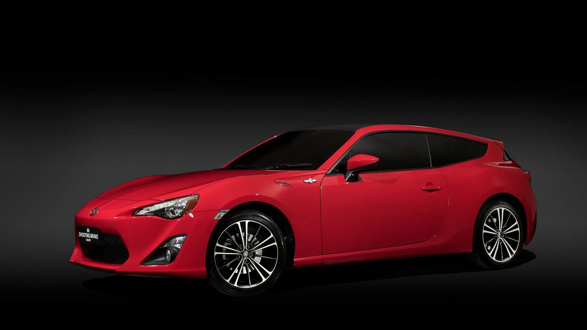 Toyota GT86 Shooting Brake Wallpapers Images Photos 1919x1080