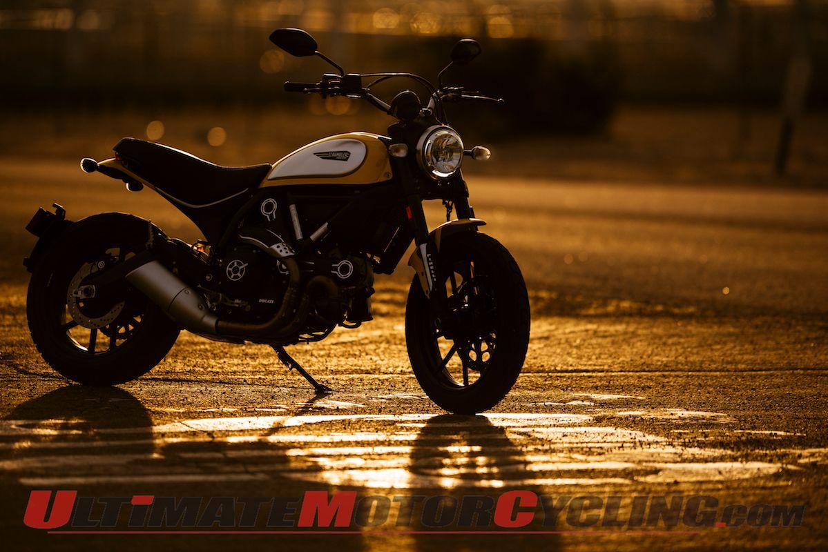 Ducati Scrambler Wallpaper