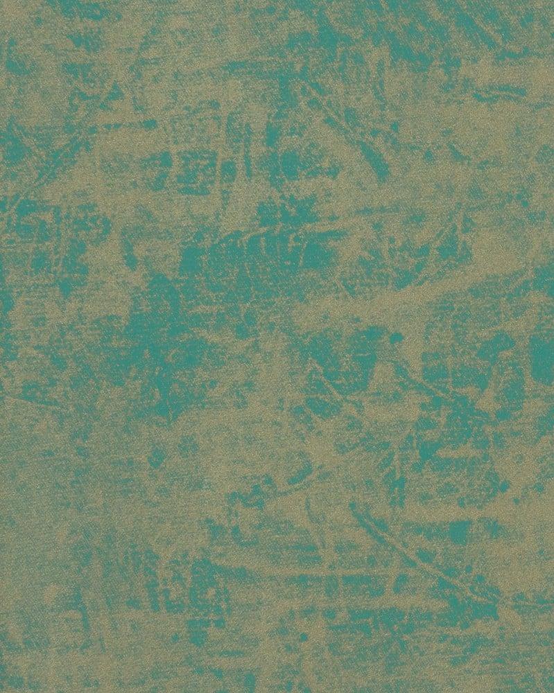 wallpaper 53133 plain pattern turquoise silver Wallpaper Marburg La 799x1000