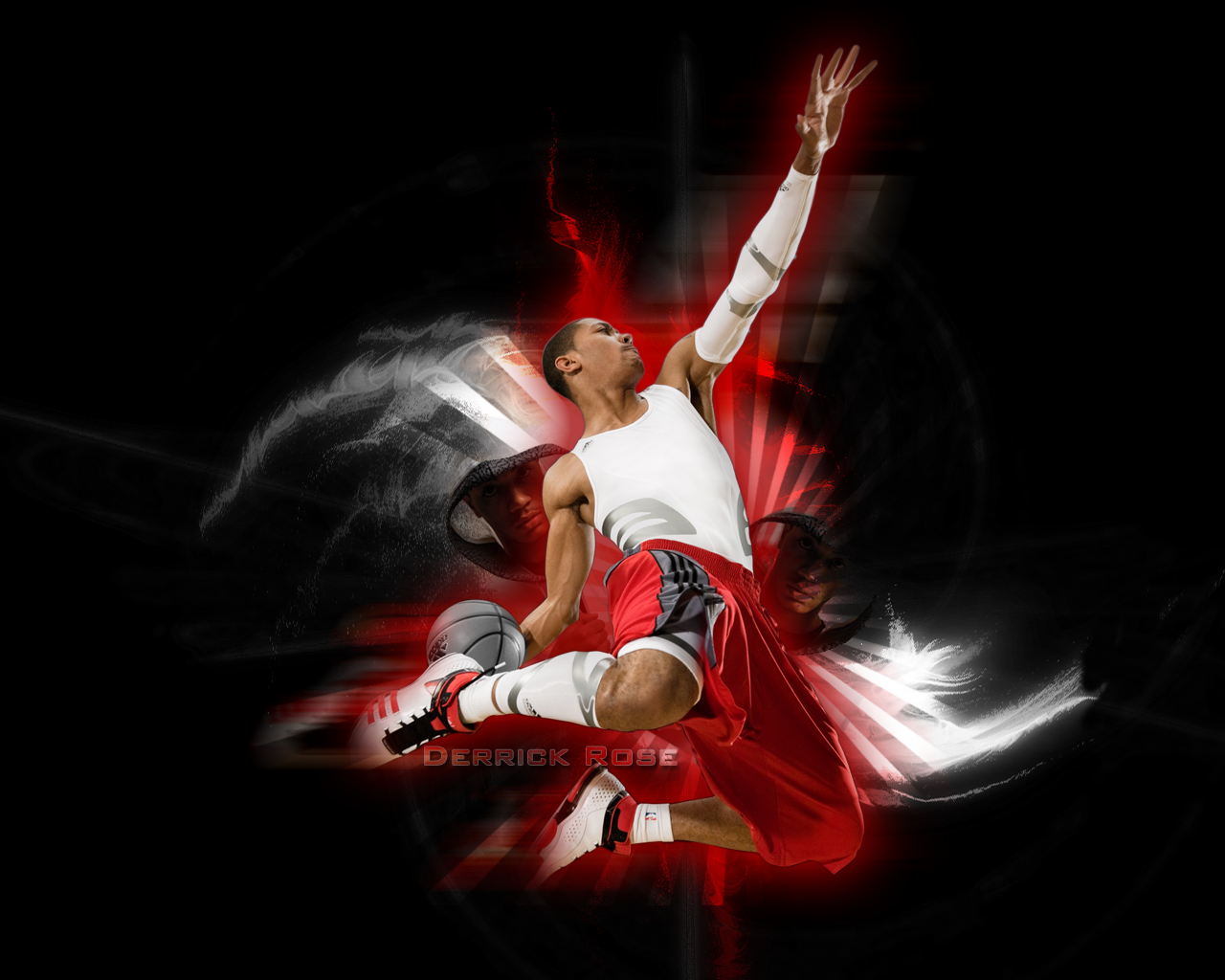 Derrick Rose HD Wallpapers Latest HD Wallpapers 1280x1024
