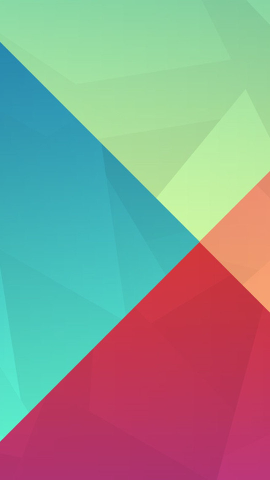 Android Abstract Color Blocks Wallpaper   iPhone Wallpapers 540x960