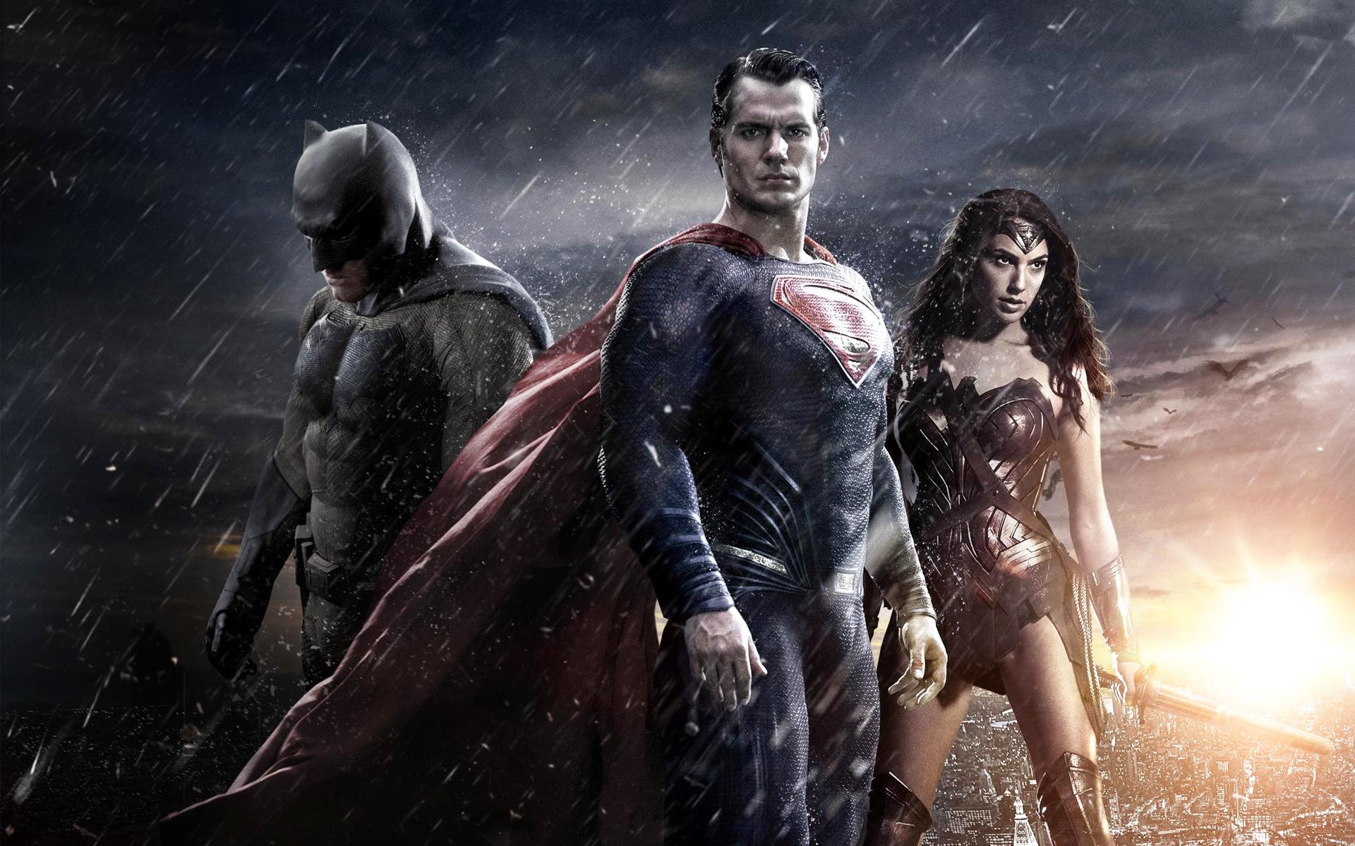 Batman Superman and Wonder Woman Exclusive HD Wallpapers 7052 1920x1200