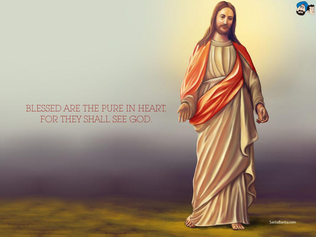Jesus Christ 1024x768