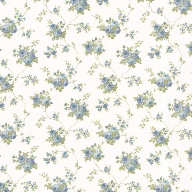 Dollhouse Viii Isabella Rose Trail Wallpaper   Traditional   Wallpaper 640x640