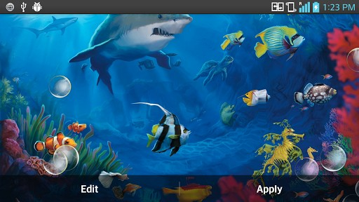 Download Ocean HD Live Wallpaper for Android by Super Fun Gamessss 512x288