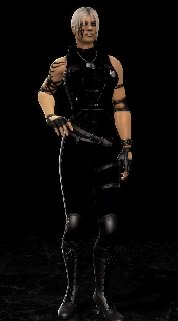 Sonya Blade Mk9 Wallpaper Veteran 11 skin for sonya 600x1080