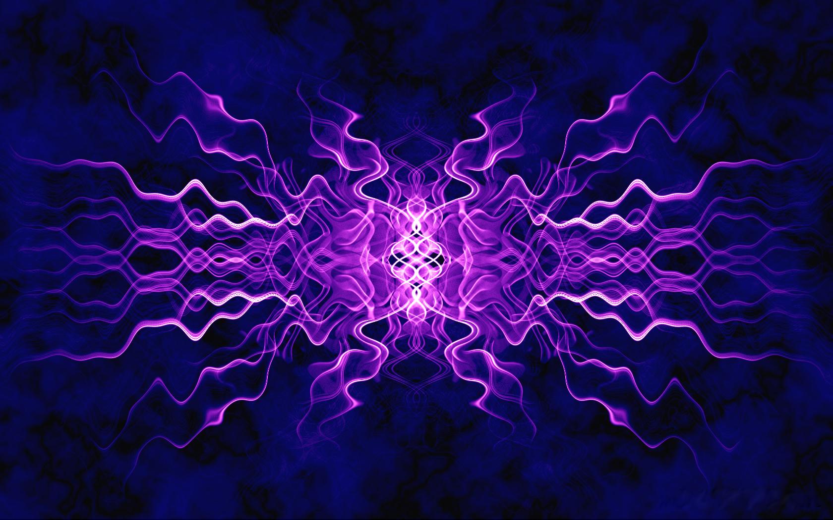 fractal wallpaper background 1680x1050