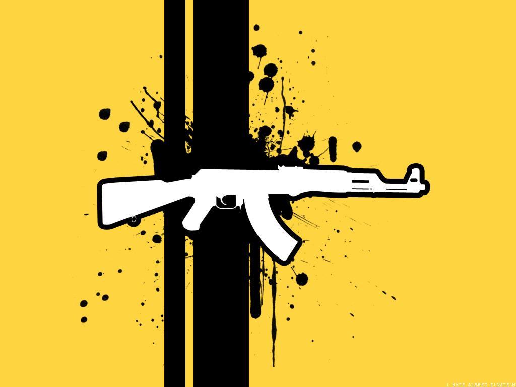My AK47 desktop hd Wallpaper in high resolution for Get My AK47 1024x768