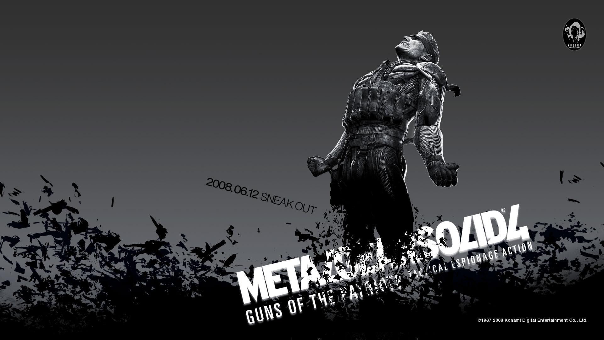 46 Metal Gear Solid 3 Wallpaper On Wallpapersafari