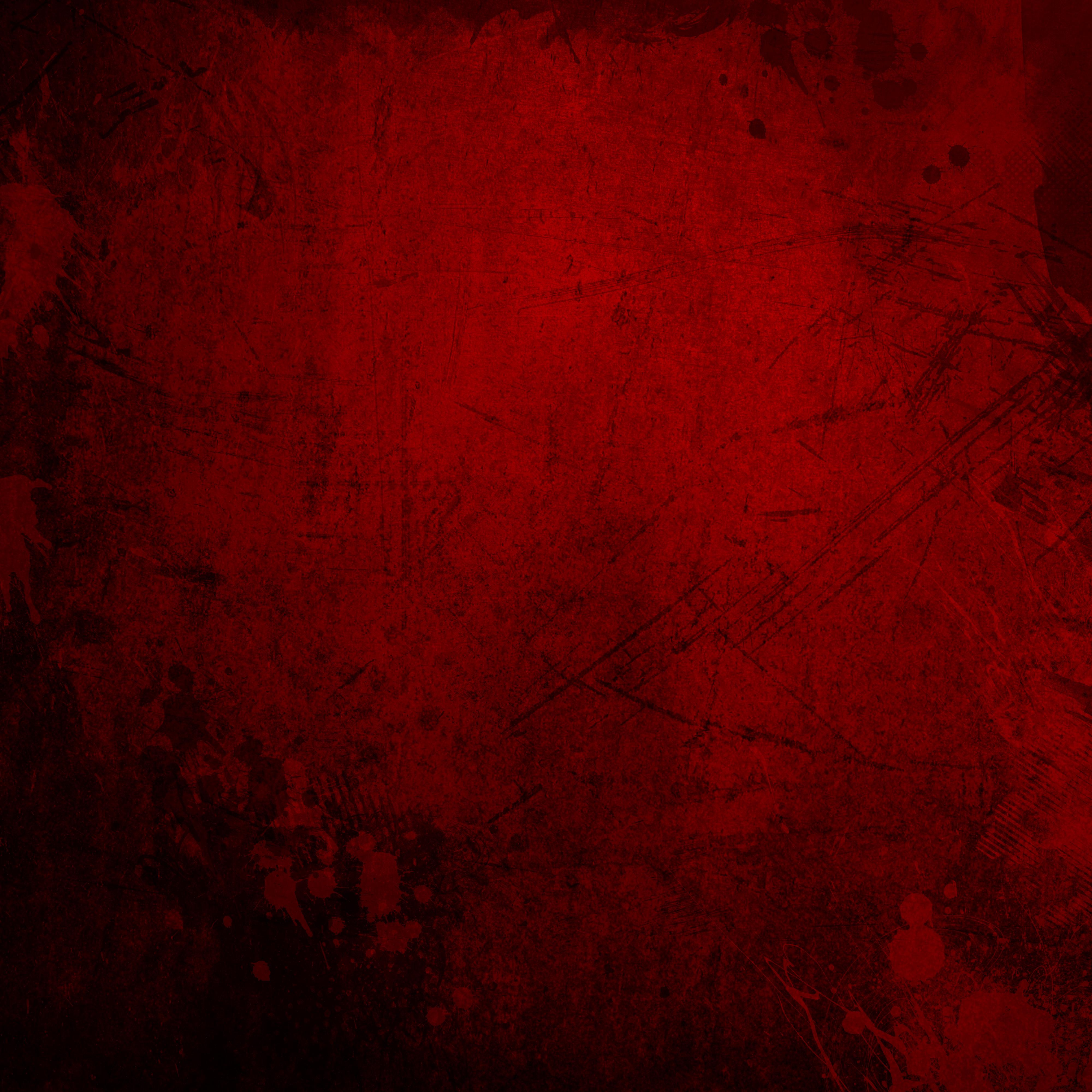 Grunge Red Background Red grunge background 4000x4000