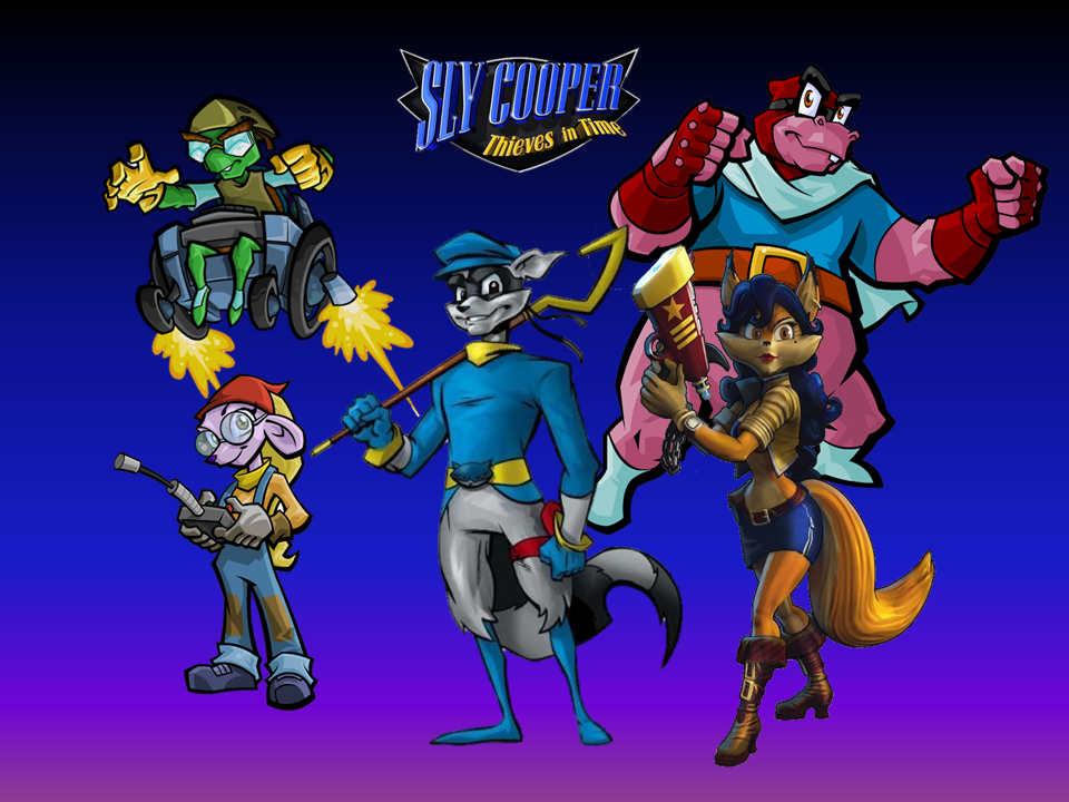 Sly Cooper Wallpaper by 9029561 960x720
