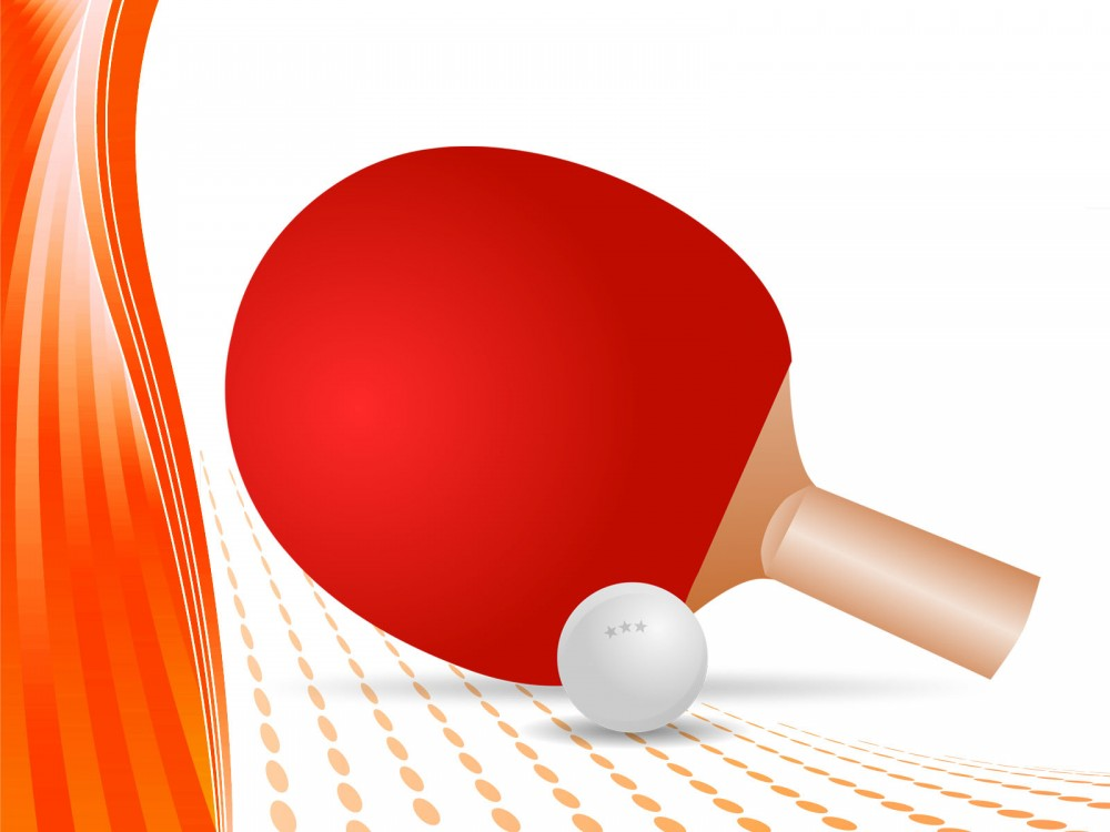 Table Tennis Wallpapers 1000x750