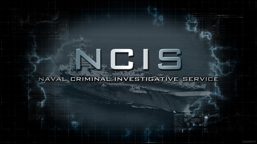 Ncis Logo Wallpaper Ncis by samcro 33 900x506