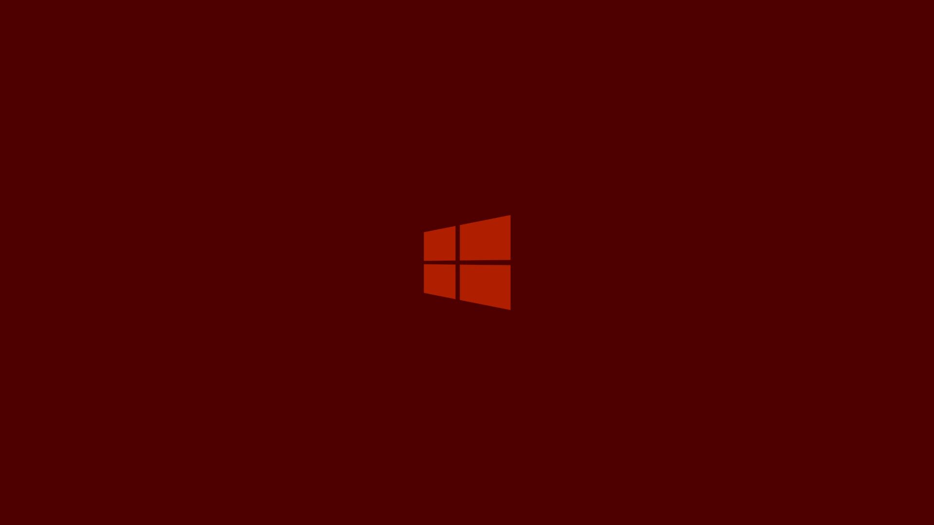 windows red wallpaper vista - photo #16