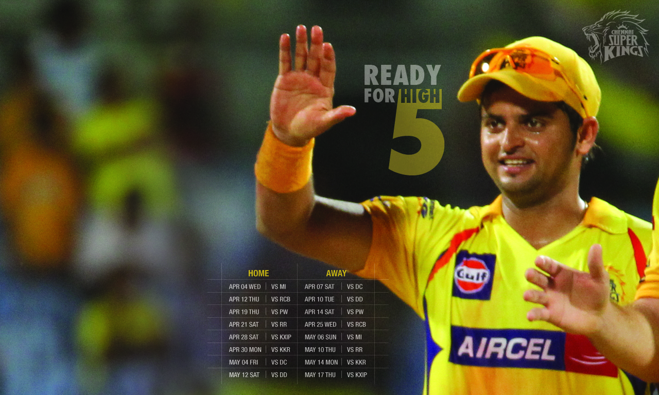 pic new posts Csk Wallpapers For 1280x768