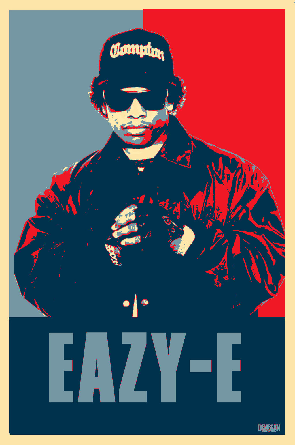 download Eazy E by DemircanGraphic [1024x1542] for your 1024x1542