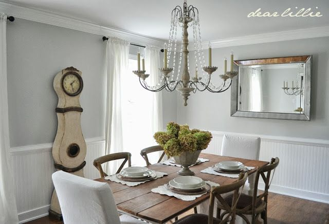 Delightful The 2 Seasons Mother Daughter Lifestyle. Beadboard Dining Room Nrys Info