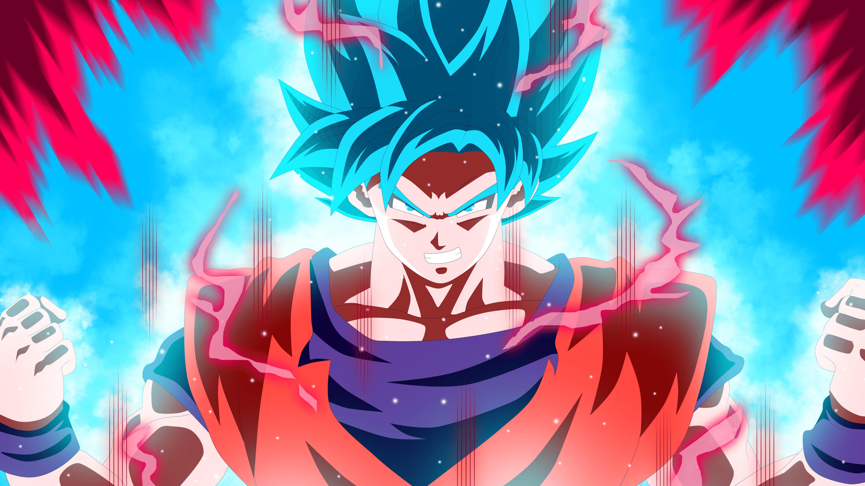 Goku Kaioken Wallpapers   Top Goku Kaioken Backgrounds 5760x3240