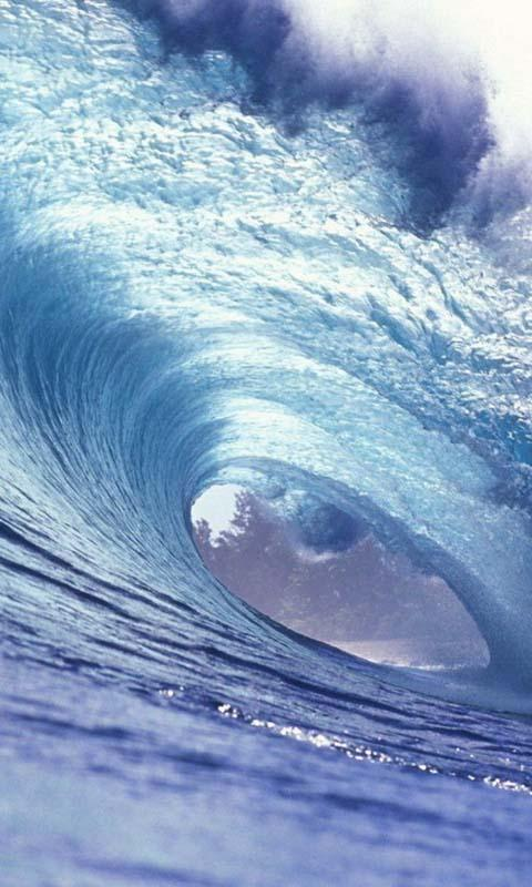 Ocean Waves Live Wallpaper   Android Apps on Google Play 480x800