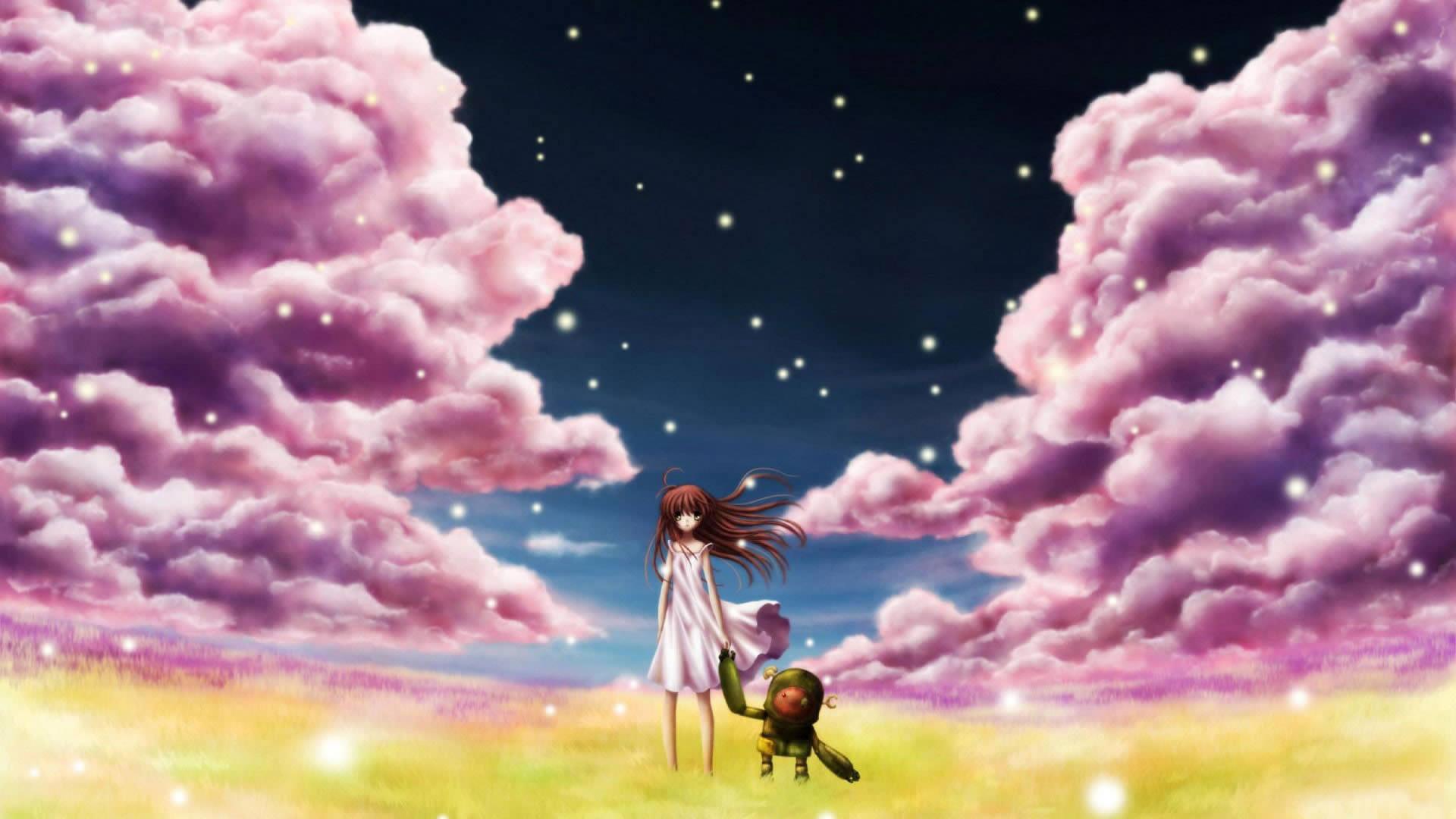 Anime Tablet Wallpaper