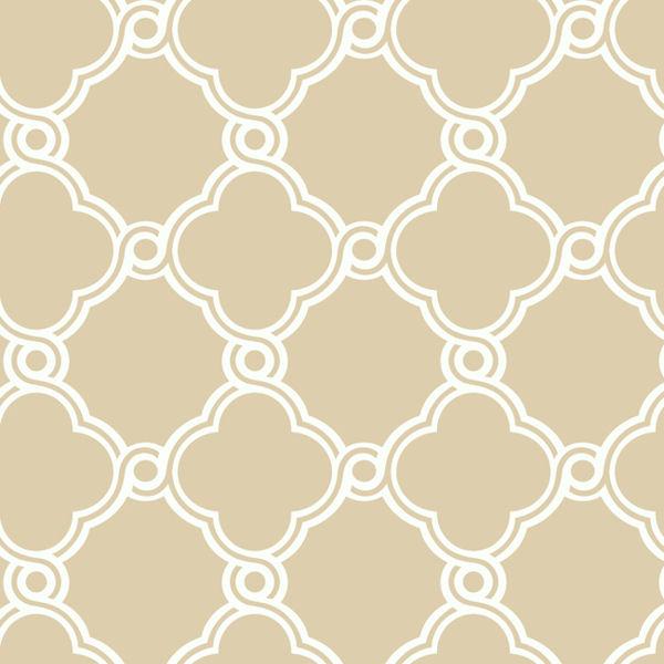 Tan And White Wallpaper Wallpapersafari