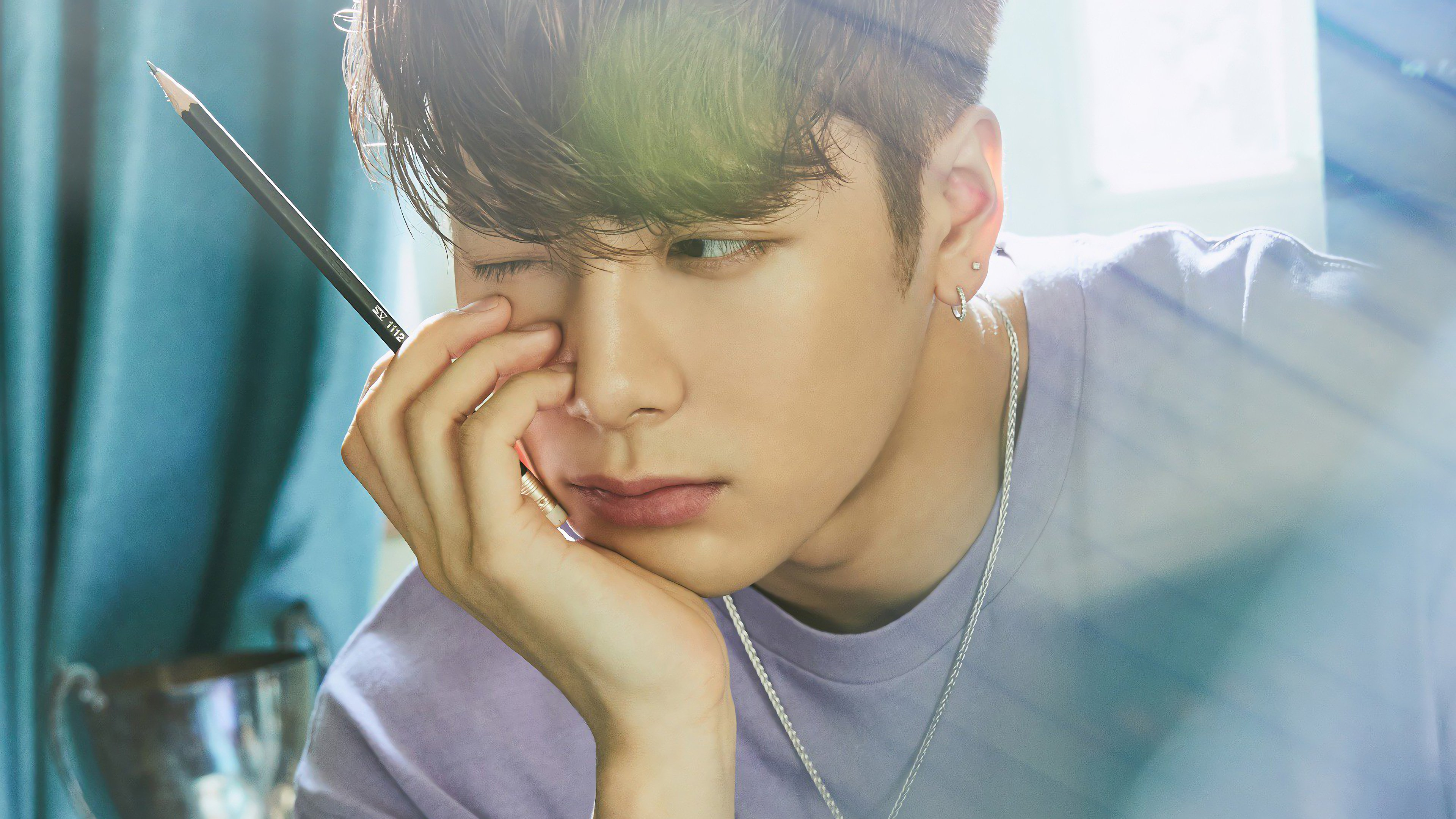Youngjae GOT7 Lullaby Present You 4K 23798 3840x2160