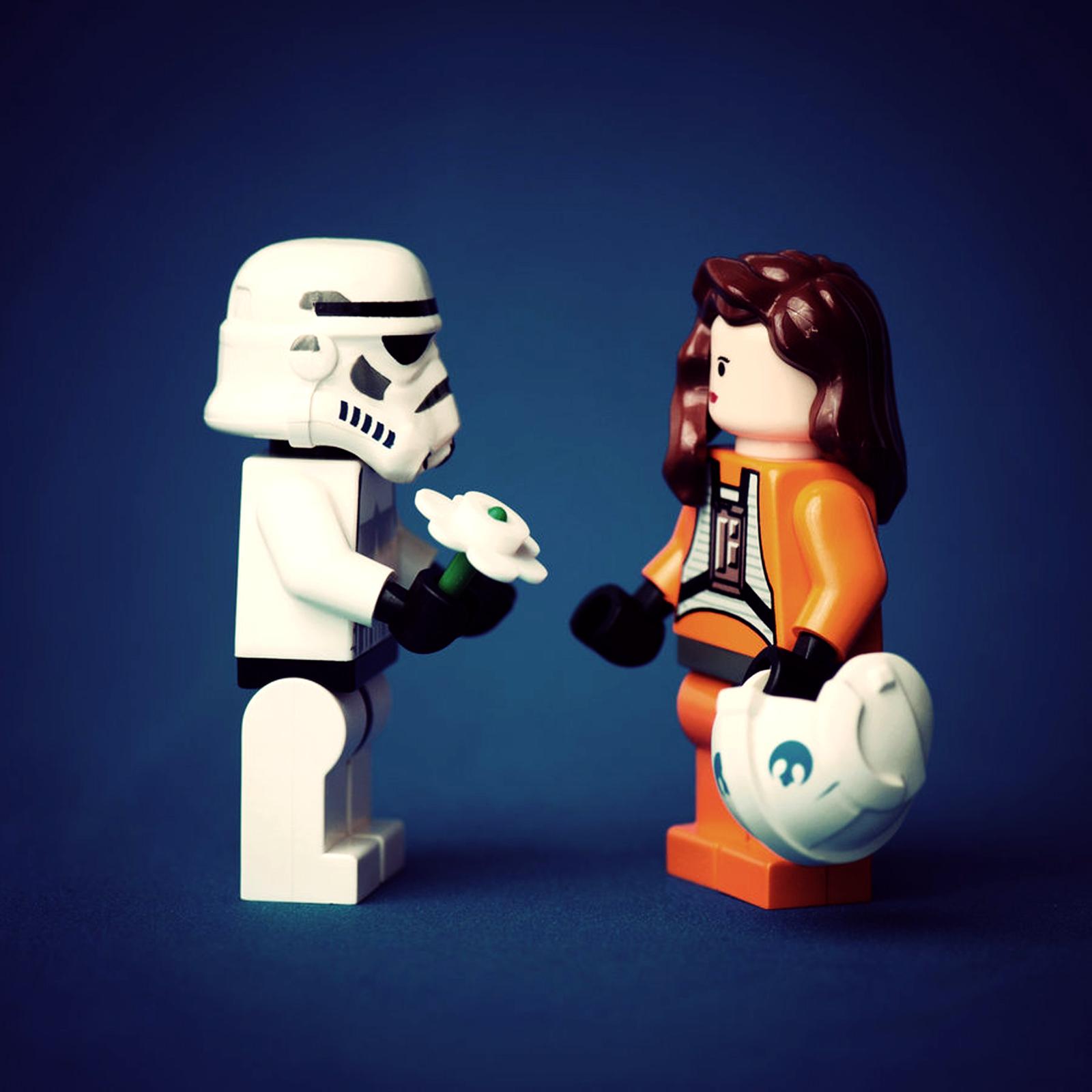 Lego Stormtrooper Wallpaper