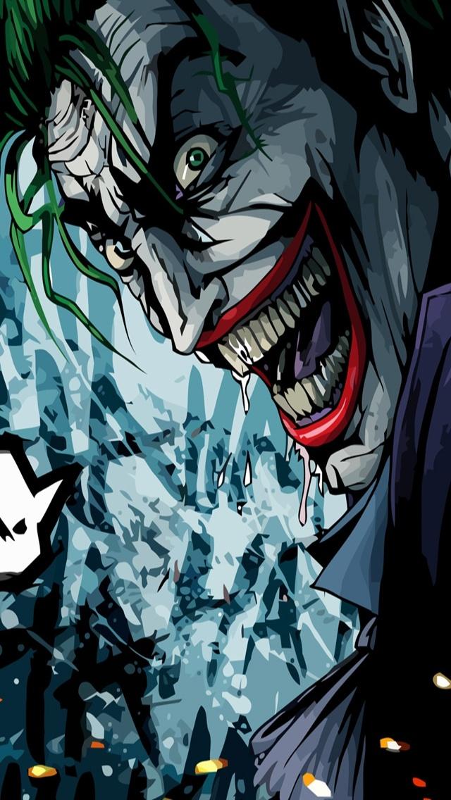 HD iPhone Joker Wallpaper - WallpaperSafari