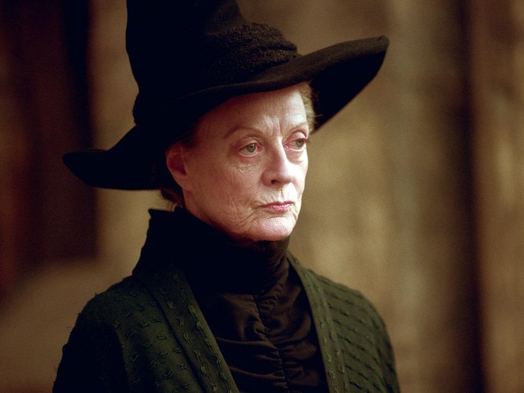 Minerva McGonagall Wallpaper   Hogwarts Professors Wallpaper 1024x768