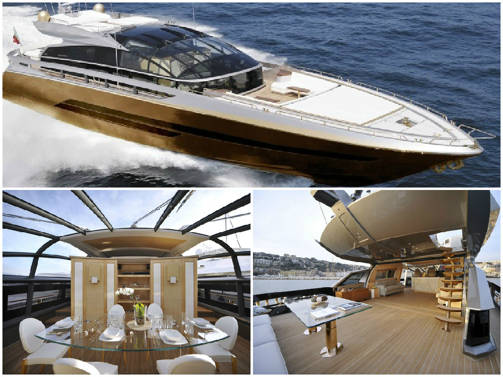 Worlds Most Expensive Yatch The History Supreme 1024x768