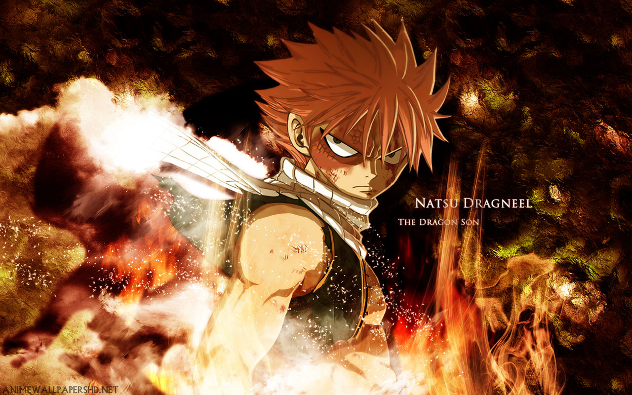 Natsu Dragneel Wallpapers Anime Wallpapers Zone 1280x800