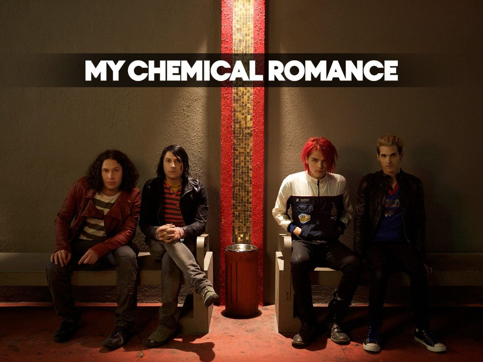 My Chemical Romance HD Backgrounds 1600x1200