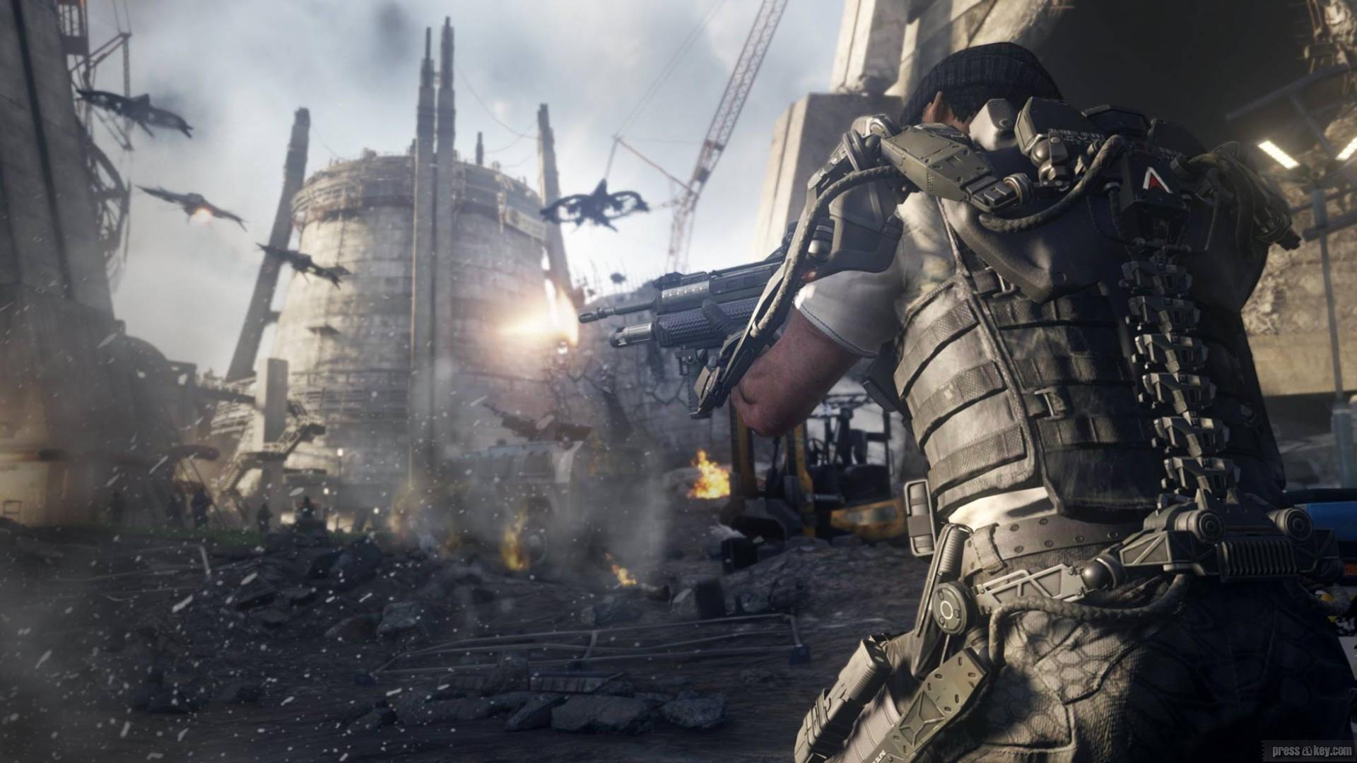 Call of Duty Advanced Warfare   Screenshot Galerie pressakeycom 1920x1080