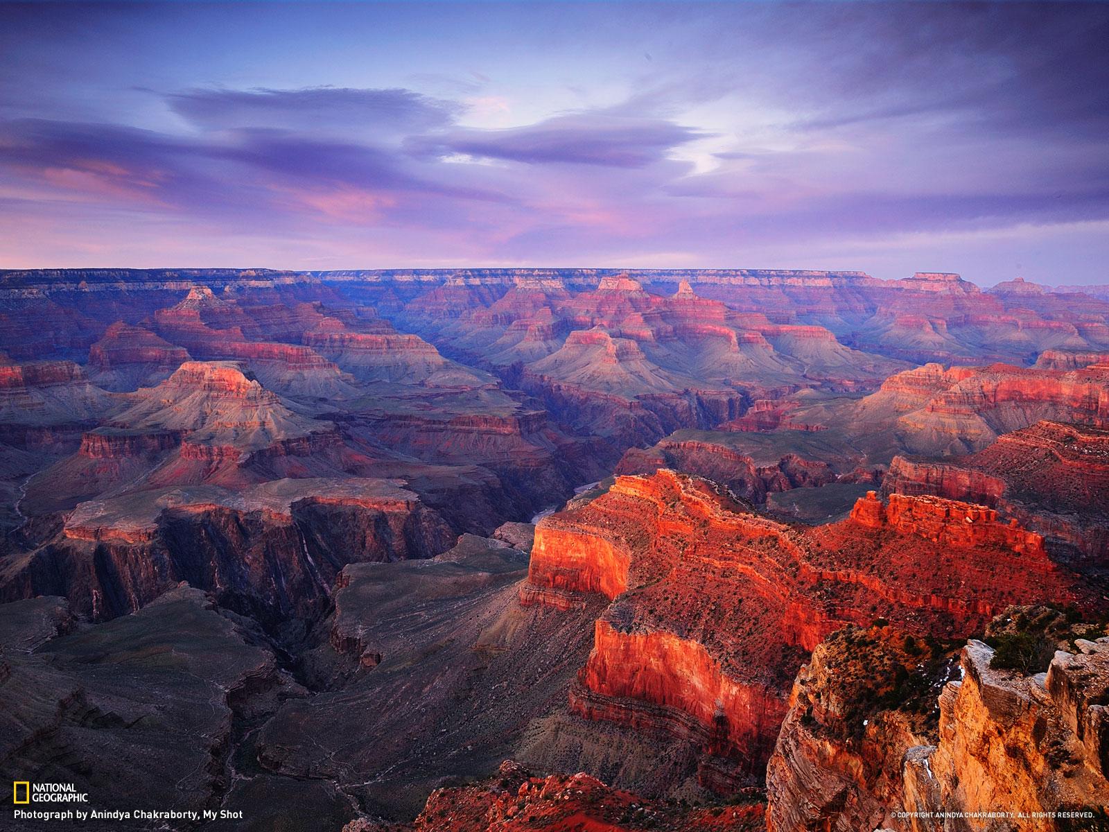 Grand Canyon Sunset 1600x1200