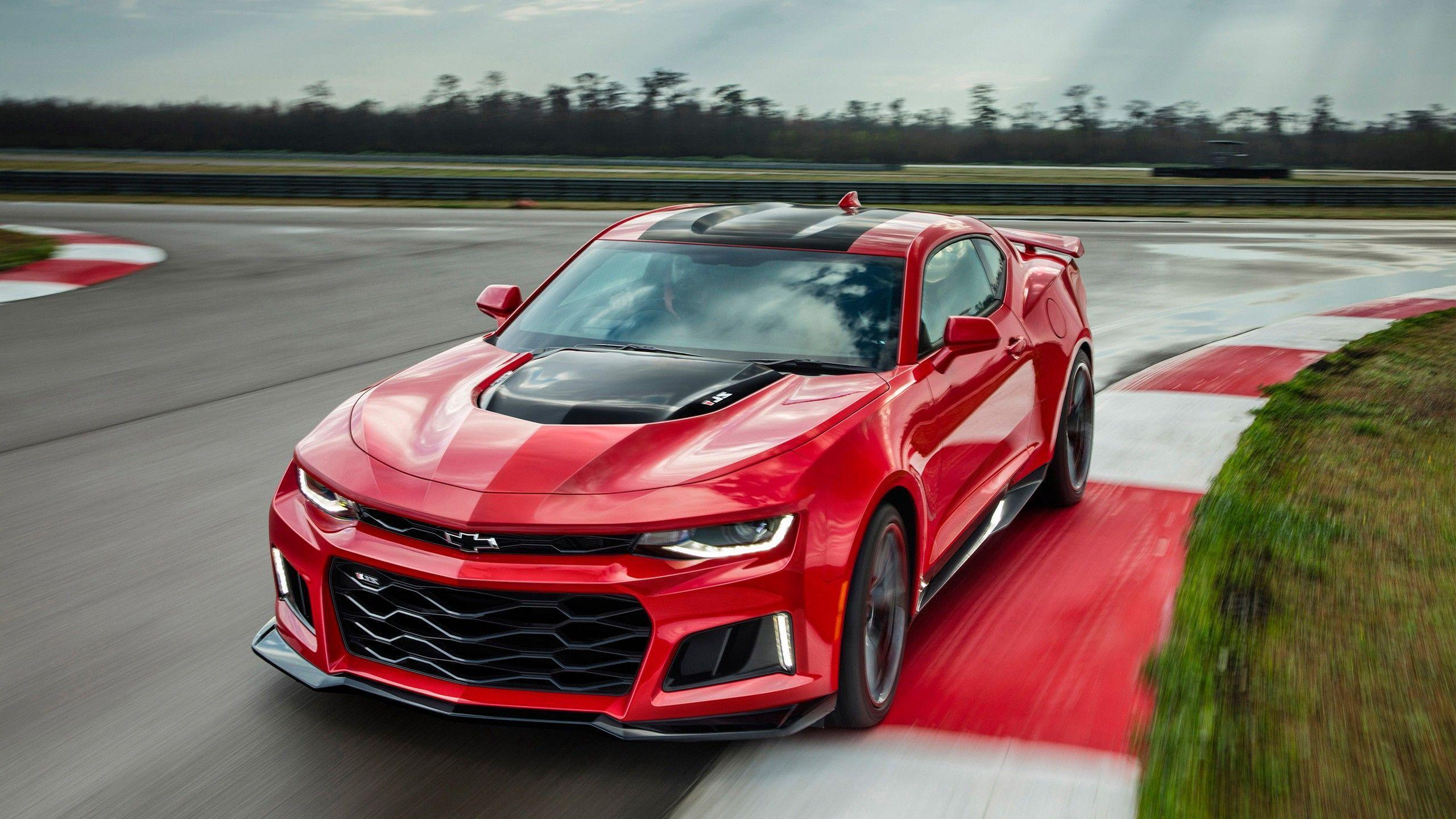 2016 Camaro Zl1 Wallpapers 2560x1440