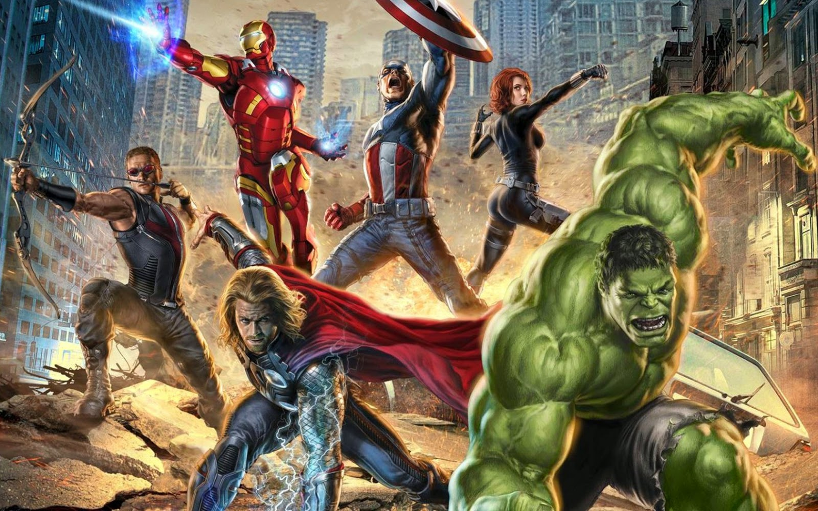 Ranking the Marvel Cinematic Universe Avengers   Who is 1600x1000