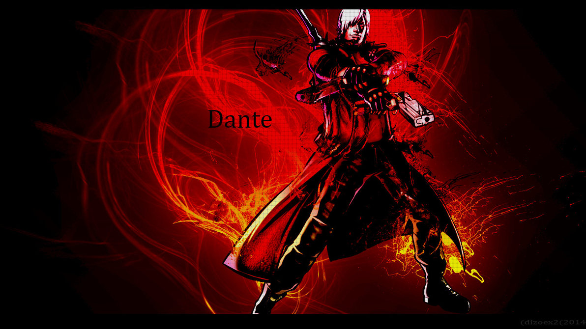 Free Download Devil May Cry Dante Hd Wallpaper By Dizoex2
